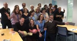 Journées de bénévolat : mobilisation générale chez GE !