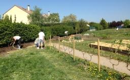 Jardinage solidaire avec ELLSA