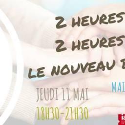 Soirée Débat – 2h par ci, 2h par là le nouveau bénévolat ?
