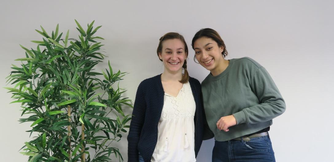 Yousra et Camille 1