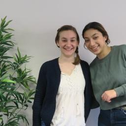 Benenova Lille – On vous présente Camille et Yousra !