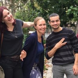 Un Service Civique avec Benenova ! #Réfugiés #Handicap #IledeFrance